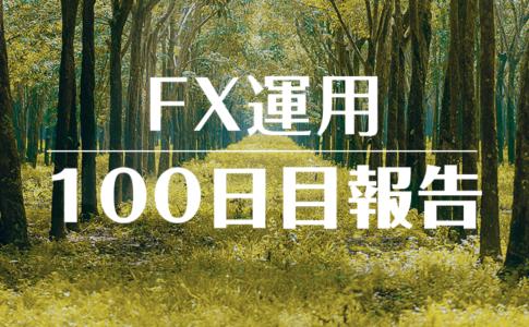 FXスワップ運用100
