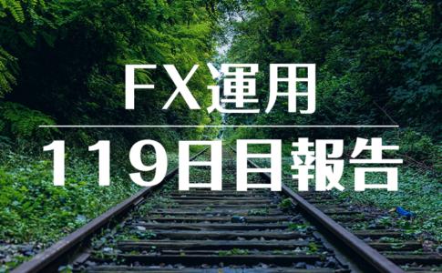 FXスワップ運用119