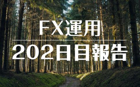FXスワップ運用202