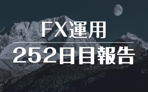 FXスワップ運用252