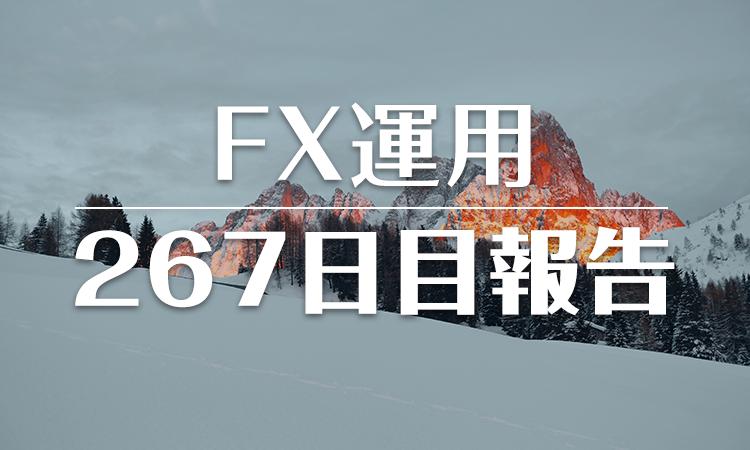 FXスワップ運用267