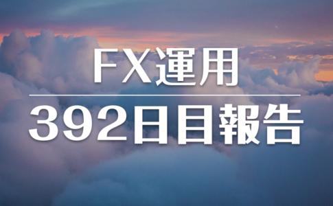 FXスワップ運用392