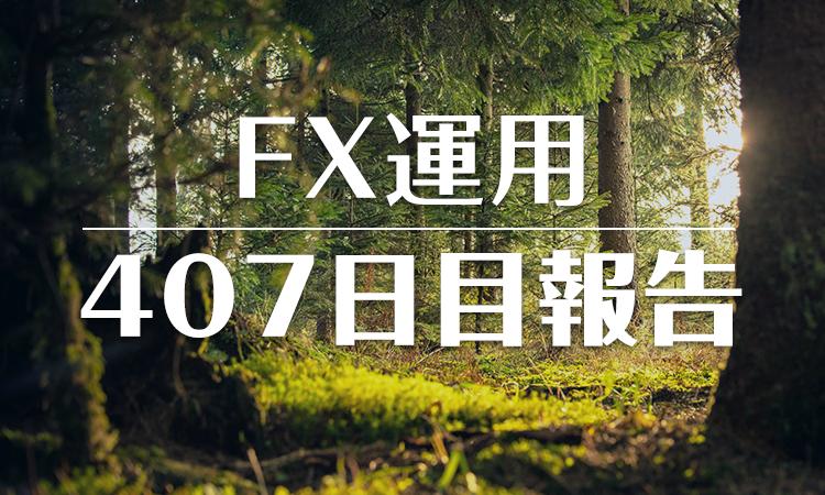 FXスワップ運用407