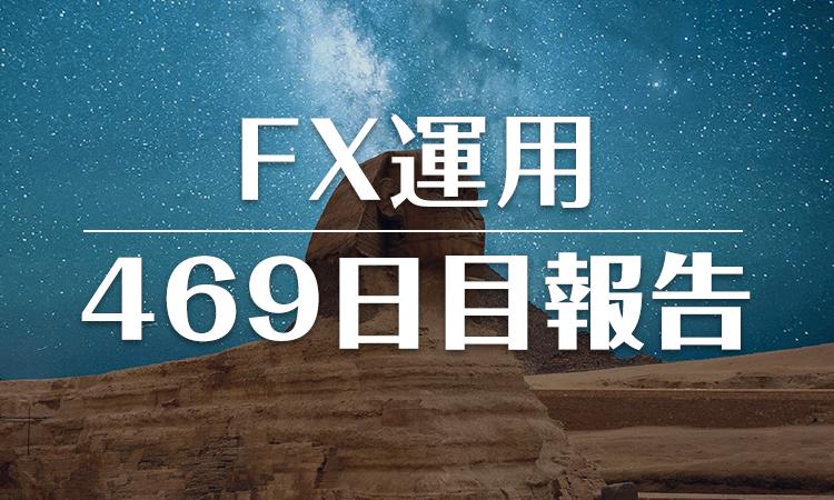 FXスワップ運用469