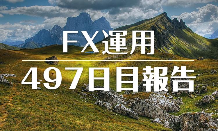 FXスワップ運用497