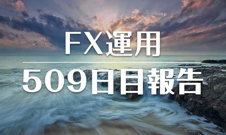 FXスワップ運用509