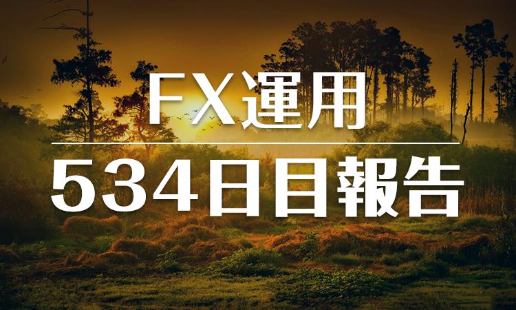 FXスワップ運用534