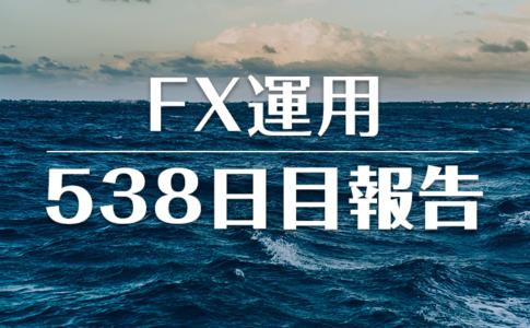 FXスワップ運用538