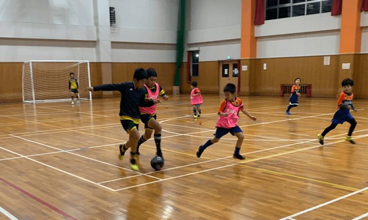 八王子サッカースクール少年サッカー