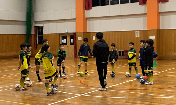 八王子サッカースクール強豪