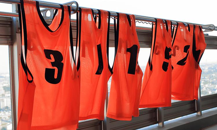 八王子サッカースクール練習