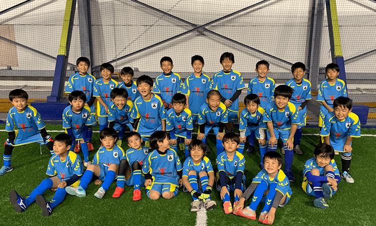 立川市サッカースクール_集合写真