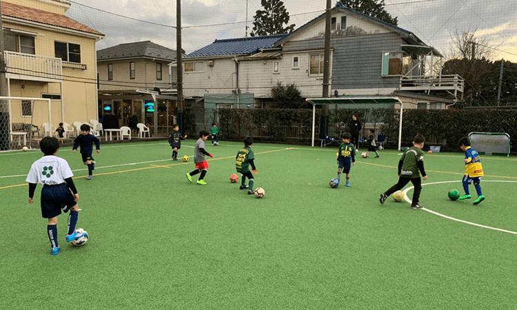 緑区サッカースクール