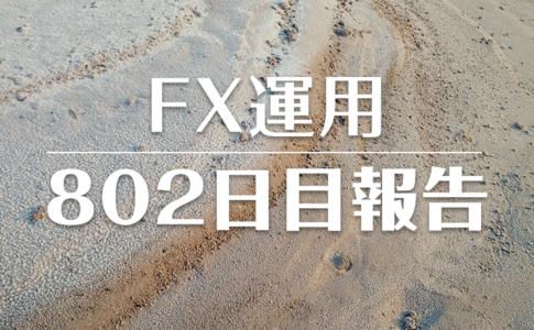 FXスワップ運用802