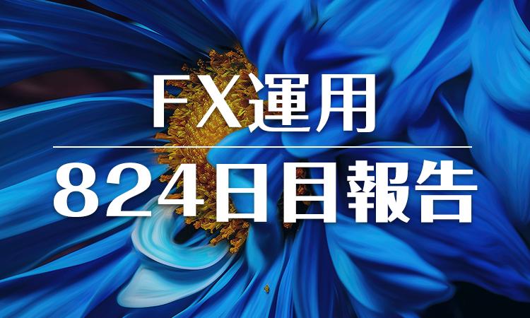 FXスワップ運用824