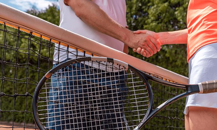 テニススクールの特徴・強み