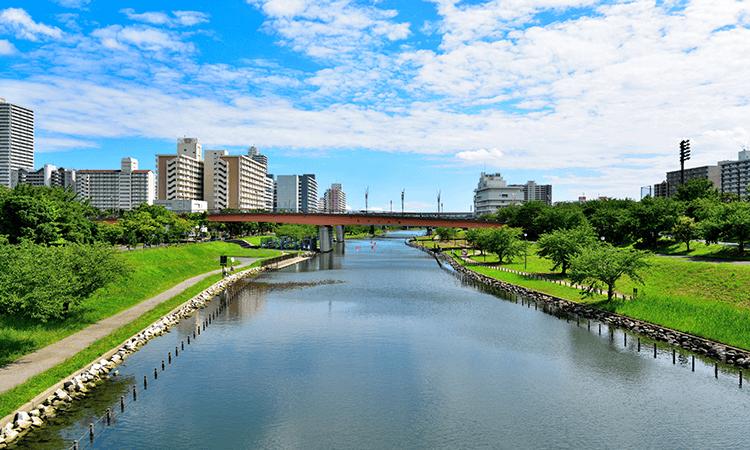東京都江東区について