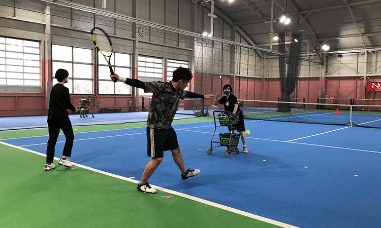 テニススクール・ノア和光成増校の取材を終えて