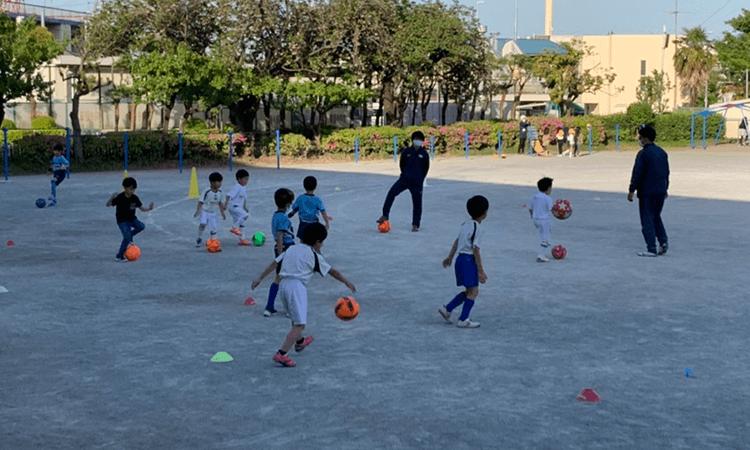 町田JFCサッカースクールの取材を終えて