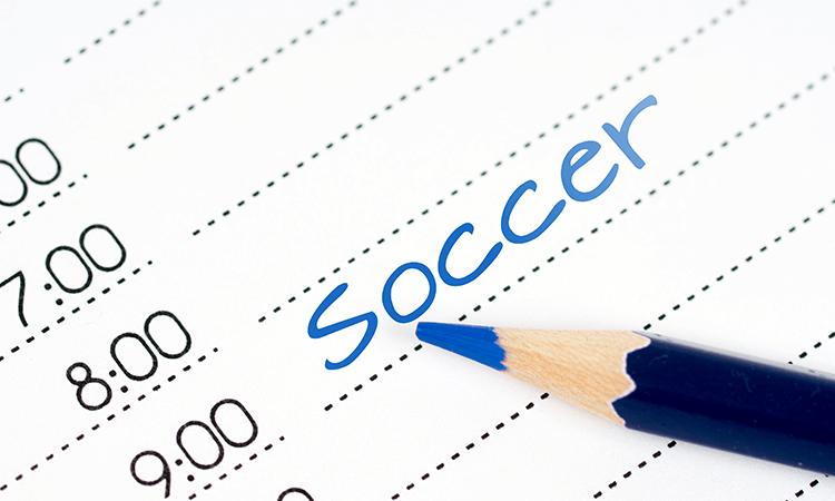 町田JFCサッカースクールの練習スケジュールと料金詳細