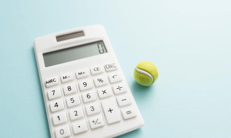 若久テニスクラブのスケジュールと料金