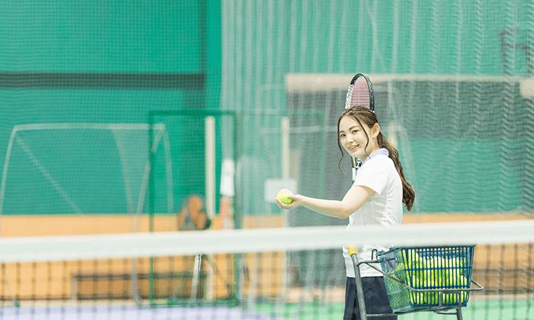 MTS大阪校カラバッシュテニススクールのプライベートレッスン