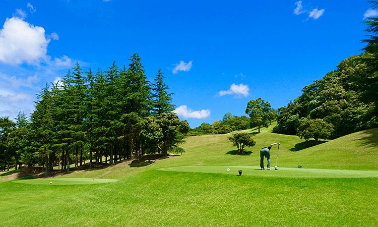 ゴルフスクールに通いながらゴルフコースも楽しむのがおすすめ!