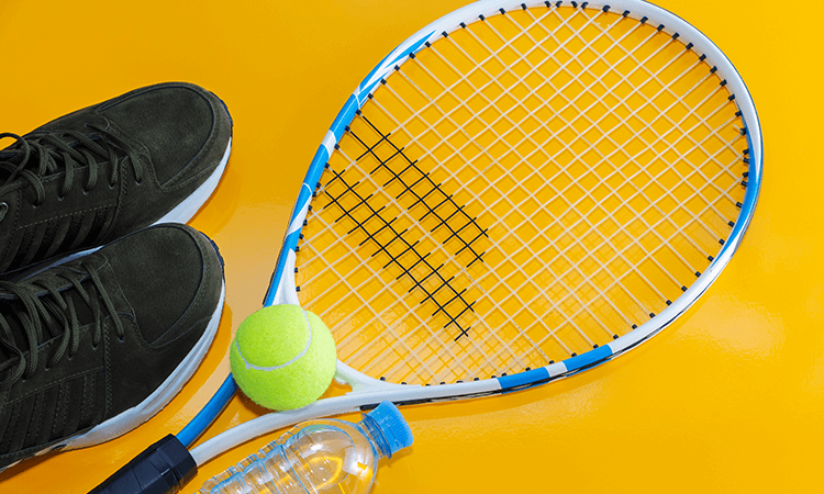 神奈中インドアテニススクール藤沢校のレンタルサービス